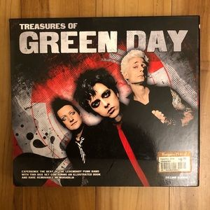 Green Day book